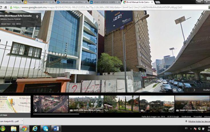 Foto de edificio en venta en, polanco i sección, miguel hidalgo, df, 1111779 no 01