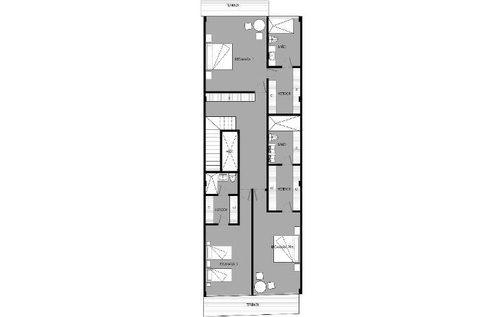 Foto de departamento en venta en  , polanco i sección, miguel hidalgo, distrito federal, 1182737 No. 04