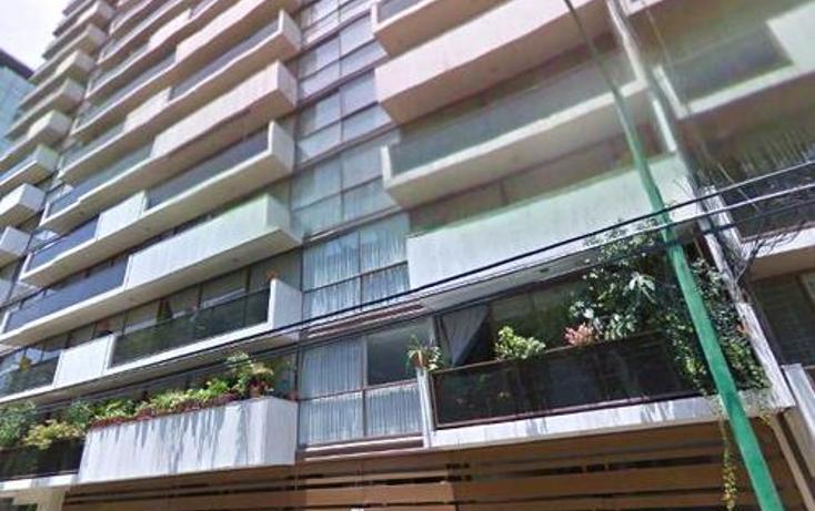 Foto de departamento en renta en  , polanco i sección, miguel hidalgo, distrito federal, 1280493 No. 01