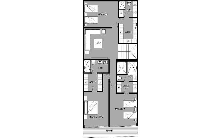 Foto de departamento en venta en  , polanco i sección, miguel hidalgo, distrito federal, 1302717 No. 04
