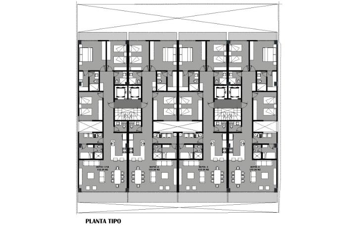 Foto de departamento en venta en  , polanco i sección, miguel hidalgo, distrito federal, 1578154 No. 09