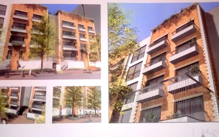 Foto de departamento en venta en  , polanco iii sección, miguel hidalgo, distrito federal, 1664302 No. 01