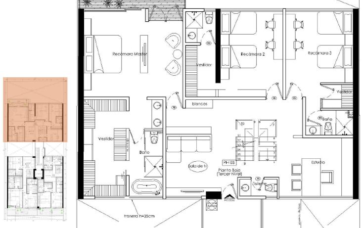 Foto de departamento en venta en  , polanco iv sección, miguel hidalgo, distrito federal, 1274225 No. 03