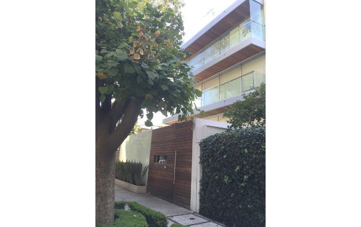 Foto de departamento en venta en  , polanco iv sección, miguel hidalgo, distrito federal, 1410579 No. 01