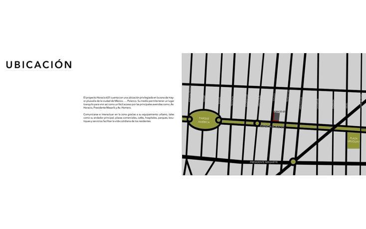 Foto de departamento en venta en  , polanco iv sección, miguel hidalgo, distrito federal, 1517025 No. 02
