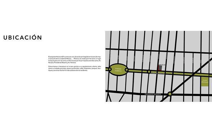 Foto de departamento en venta en  , polanco iv sección, miguel hidalgo, distrito federal, 1519178 No. 03