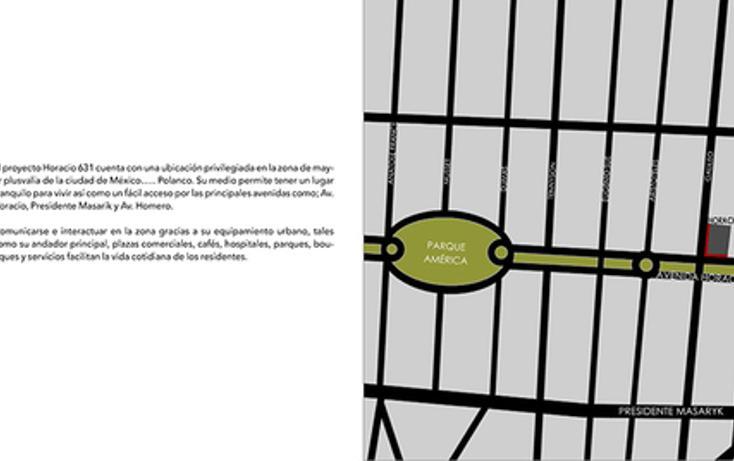 Foto de departamento en venta en  , polanco iv sección, miguel hidalgo, distrito federal, 1519178 No. 04