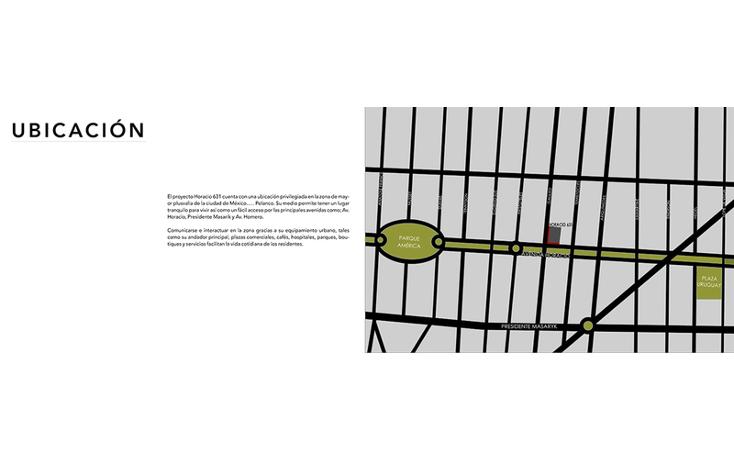 Foto de departamento en venta en  , polanco iv secci?n, miguel hidalgo, distrito federal, 1519180 No. 03