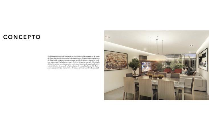 Foto de departamento en venta en  , polanco iv sección, miguel hidalgo, distrito federal, 1519206 No. 04
