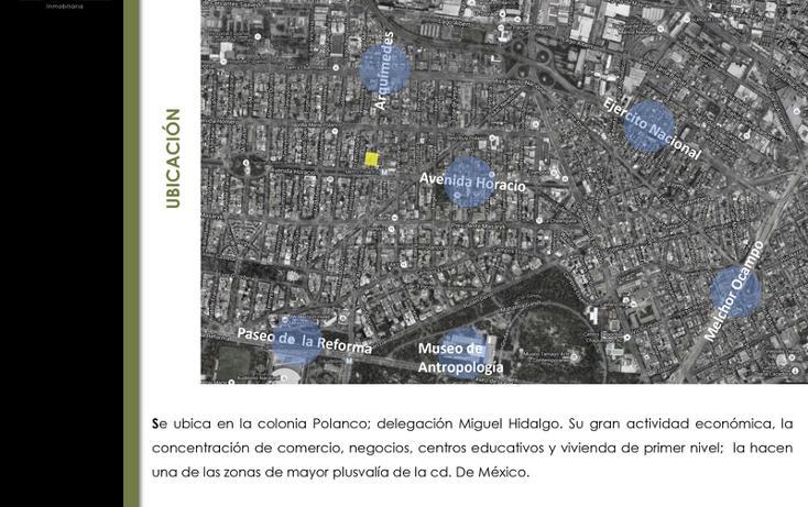 Foto de departamento en venta en  , polanco iv sección, miguel hidalgo, distrito federal, 1519216 No. 04