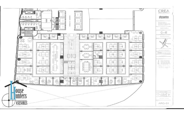 Foto de oficina en renta en  , polanco iv sección, miguel hidalgo, distrito federal, 1547976 No. 07
