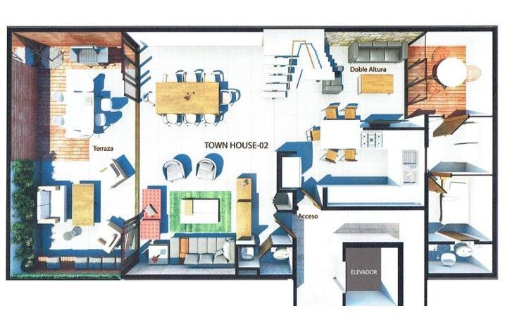 Foto de departamento en venta en  , polanco iv sección, miguel hidalgo, distrito federal, 1638524 No. 09