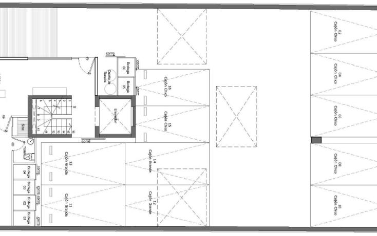 Foto de departamento en venta en  , polanco iv sección, miguel hidalgo, distrito federal, 3427381 No. 03