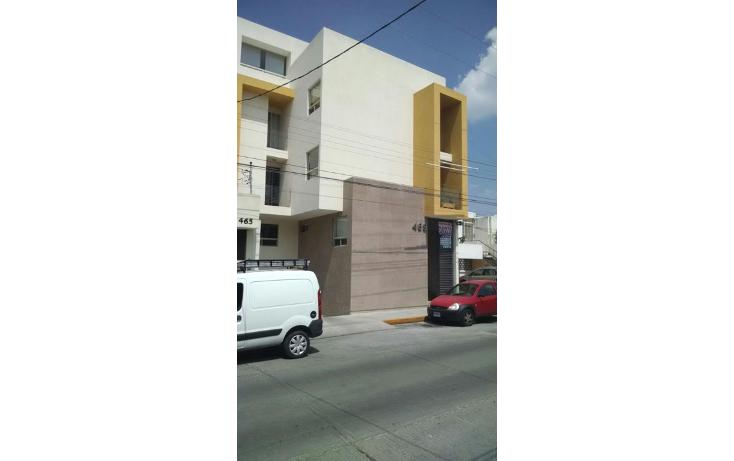 Foto de departamento en renta en  , polanco, san luis potosí, san luis potosí, 2035418 No. 01