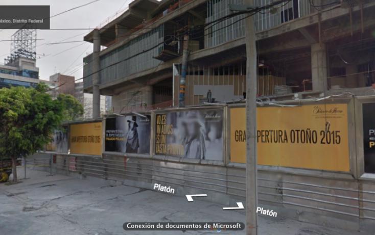 Foto de terreno habitacional en venta en, polanco v sección, miguel hidalgo, df, 1548172 no 03
