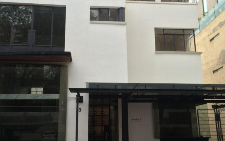 Foto de casa en renta en, polanco v sección, miguel hidalgo, df, 1599983 no 01
