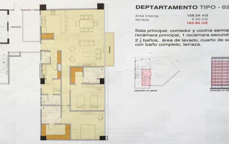Foto de departamento en venta en, polanco v sección, miguel hidalgo, df, 1985934 no 03