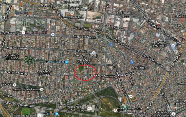 Foto de terreno comercial en venta en  , polanco v sección, miguel hidalgo, distrito federal, 1557258 No. 01