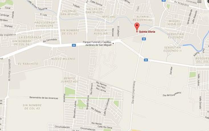 Foto de terreno comercial en venta en  , policía auxiliar, guadalupe, nuevo león, 1043227 No. 08