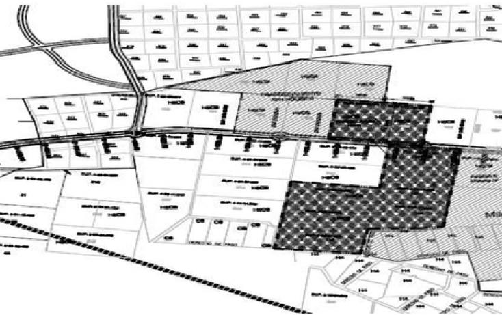Foto de terreno habitacional en venta en poligono constituyente, el marqués, querétaro, querétaro, 1062791 no 02