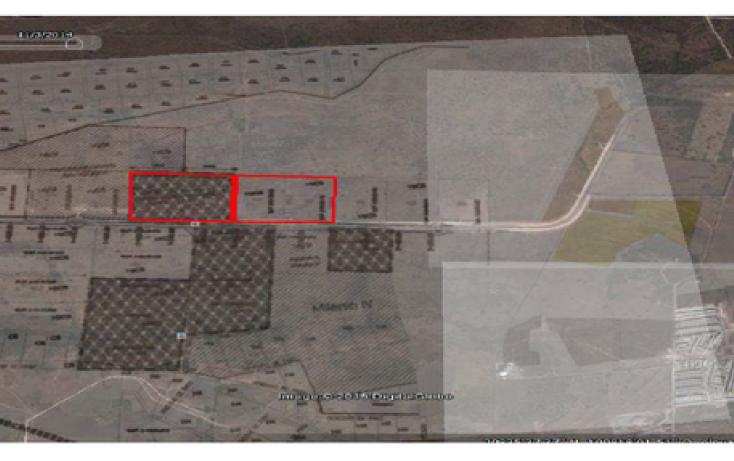 Foto de terreno habitacional en venta en poligono constituyente, el marqués, querétaro, querétaro, 1062791 no 03