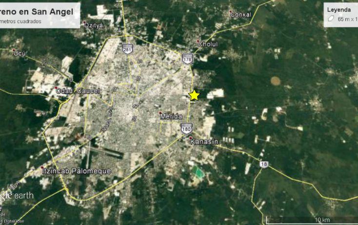 Foto de terreno habitacional en venta en, polígono ctm, mérida, yucatán, 2043120 no 02