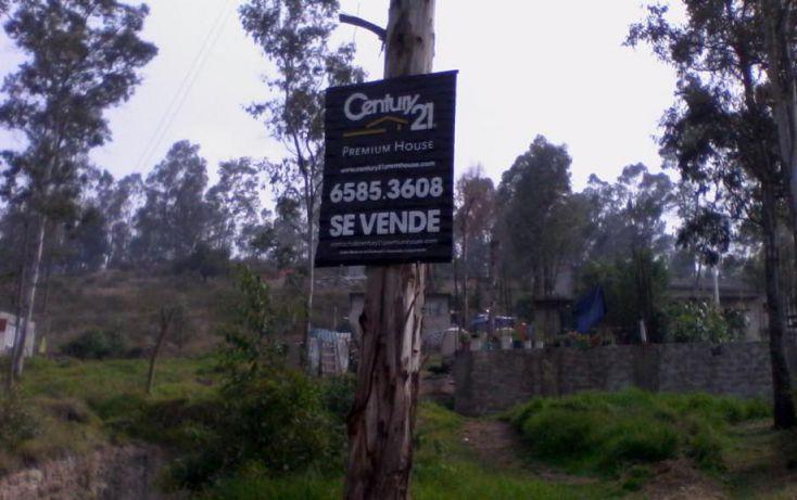 Foto de terreno habitacional en venta en poligono ejidal de cartagena sn, ampliación buenavista, tultitlán, estado de méxico, 1715834 no 02