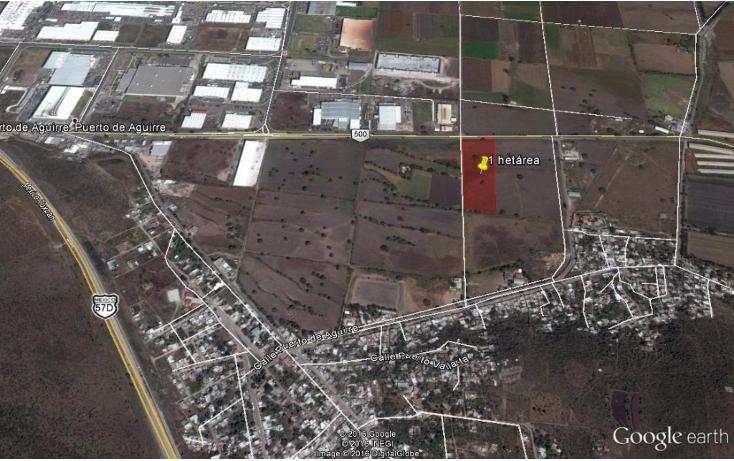 Foto de terreno comercial en venta en  , polígono empresarial santa rosa jauregui, querétaro, querétaro, 1266001 No. 03