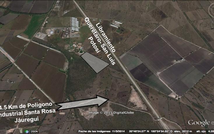 Foto de terreno comercial en venta en  , polígono empresarial santa rosa jauregui, querétaro, querétaro, 1363339 No. 01