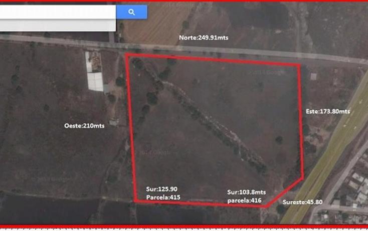 Foto de terreno habitacional en venta en  , polígono empresarial santa rosa jauregui, querétaro, querétaro, 1370287 No. 01