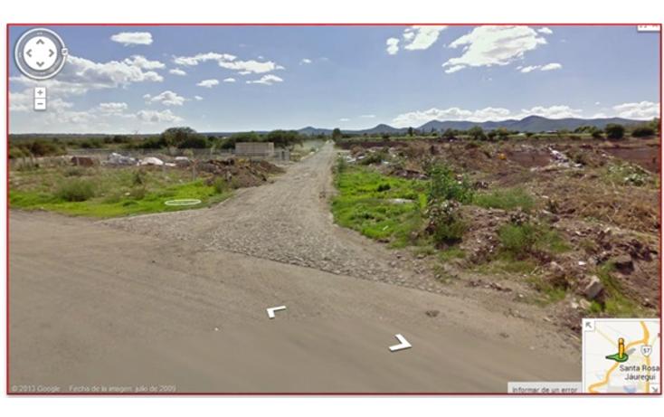 Foto de terreno habitacional en venta en  , polígono empresarial santa rosa jauregui, querétaro, querétaro, 1370287 No. 05