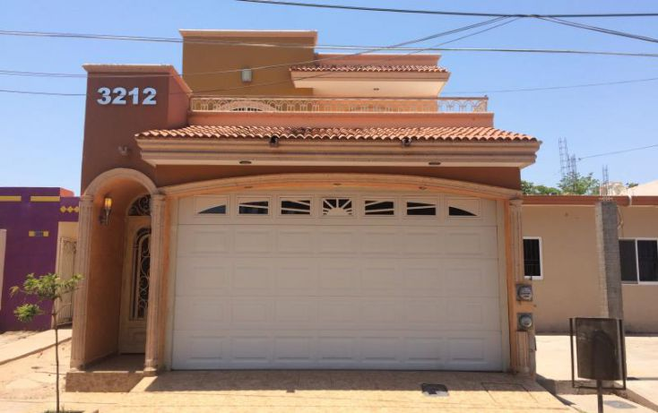 Foto de casa en venta en polo sur 3212, santa elena, culiacán, sinaloa, 2007322 no 01