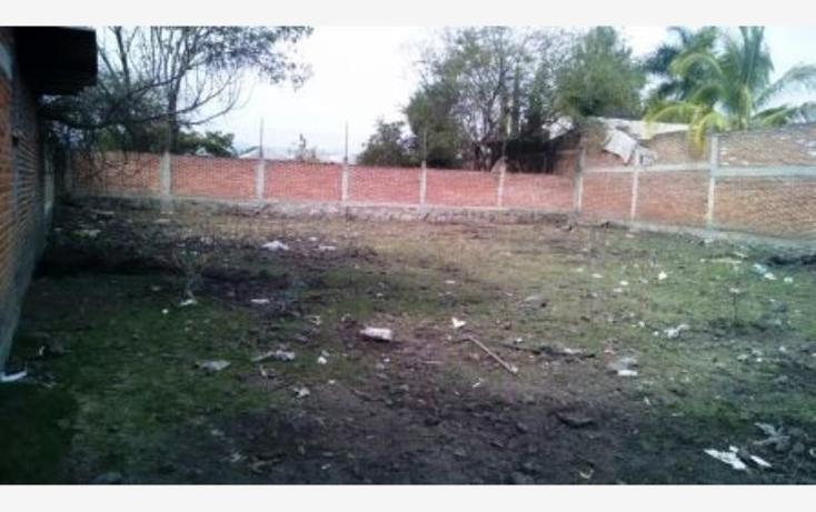 Foto de terreno habitacional en venta en  , polvorín, cuautla, morelos, 1740842 No. 01
