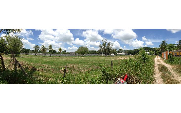 Foto de terreno comercial en venta en  , pomoca, nacajuca, tabasco, 1101477 No. 03