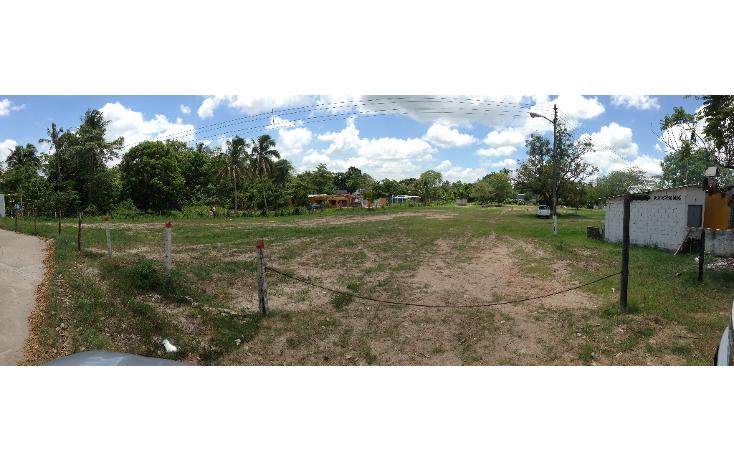 Foto de terreno comercial en venta en  , pomoca, nacajuca, tabasco, 1101477 No. 05