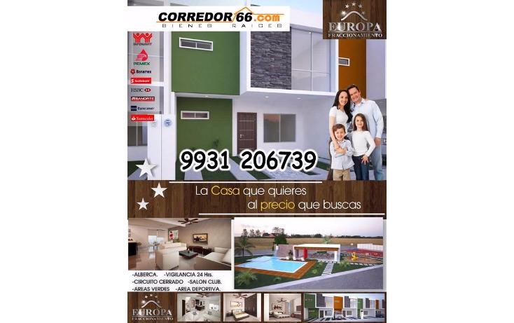 Foto de casa en venta en  , pomoca, nacajuca, tabasco, 1577652 No. 20