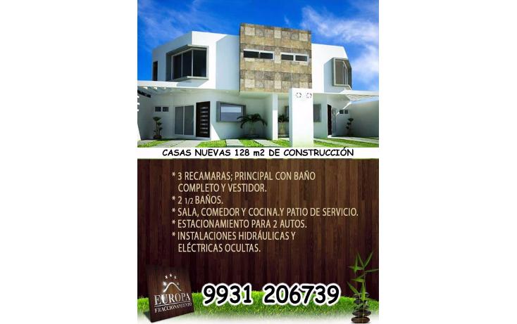 Foto de casa en venta en  , pomoca, nacajuca, tabasco, 1577652 No. 21