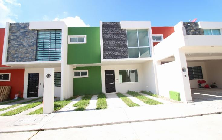 Foto de casa en venta en, pomoca, nacajuca, tabasco, 1626770 no 01