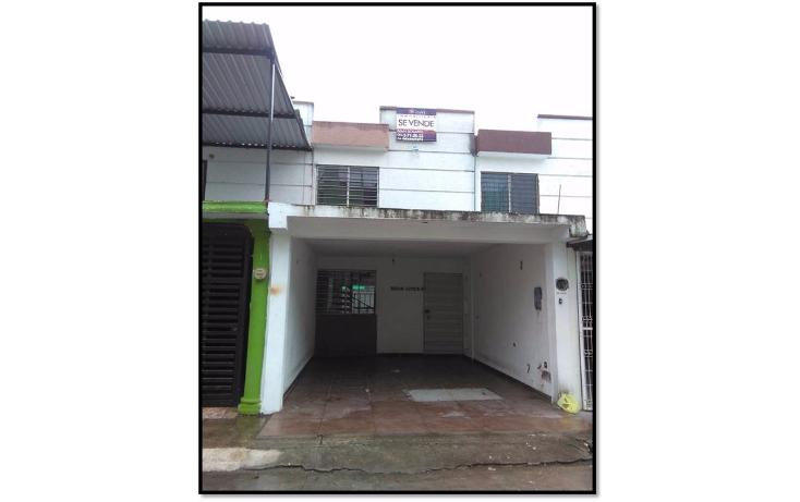 Foto de casa en venta en  , pomoca, nacajuca, tabasco, 1731390 No. 01