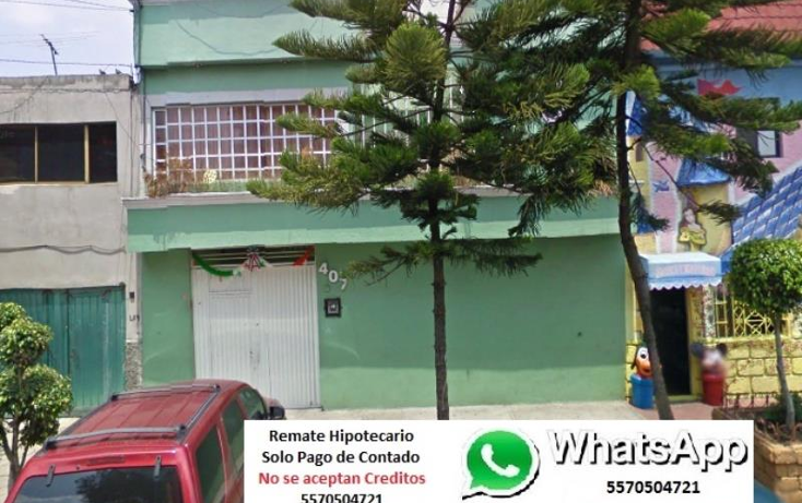 Foto de casa en venta en poniente 108 1, defensores de la rep?blica, gustavo a. madero, distrito federal, 1807554 No. 01