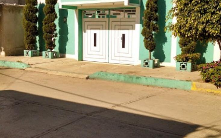 Foto de casa en venta en poniente 12 manzana 66 lote 6 , san miguel xico i sección, valle de chalco solidaridad, méxico, 1712704 No. 01