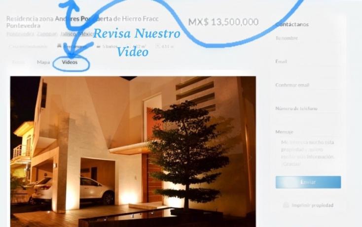 Foto de casa en venta en, pontevedra, zapopan, jalisco, 745561 no 30