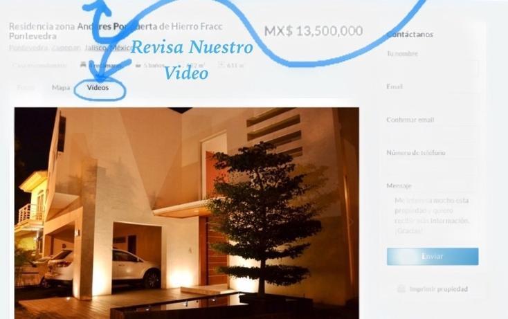 Foto de casa en venta en  , pontevedra, zapopan, jalisco, 745561 No. 30