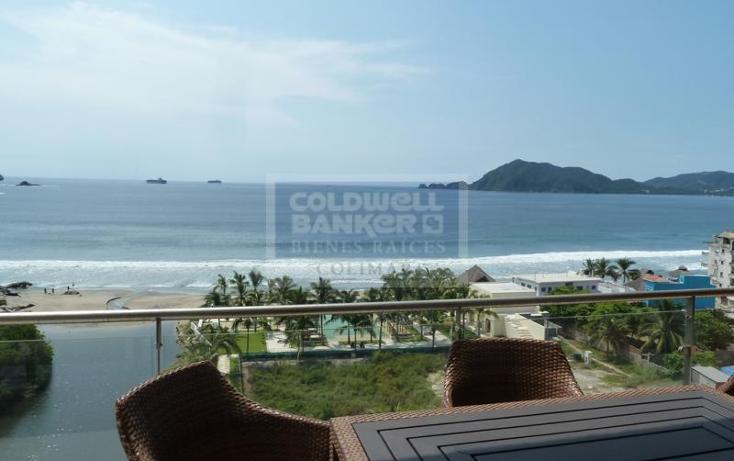 Foto de departamento en renta en  8a, olas altas, manzanillo, colima, 1652013 No. 01