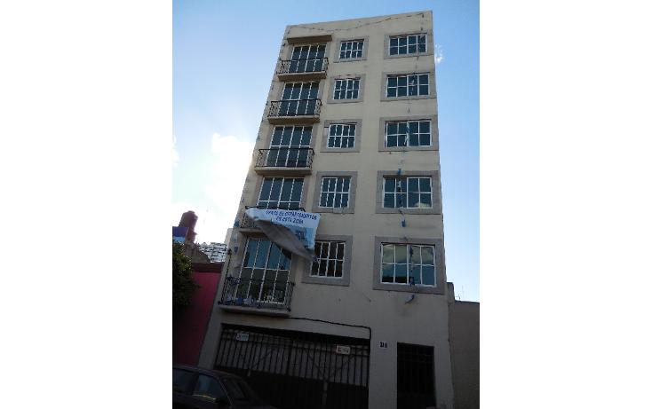 Foto de edificio en venta en  , popo, miguel hidalgo, distrito federal, 1723978 No. 01