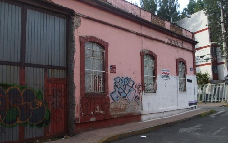 Foto de terreno habitacional en venta en  , popotla, miguel hidalgo, distrito federal, 1110929 No. 03