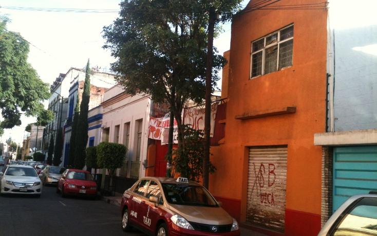 Foto de casa en venta en  , popotla, miguel hidalgo, distrito federal, 1134485 No. 01