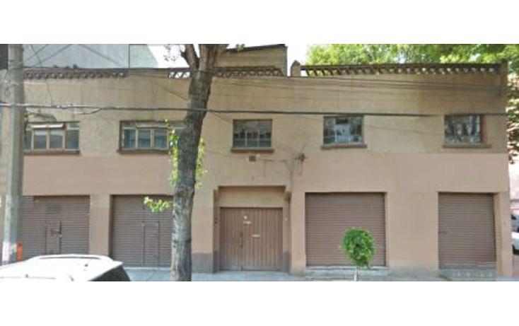 Foto de casa en venta en  , popotla, miguel hidalgo, distrito federal, 1239135 No. 01