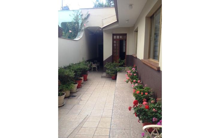 Foto de casa en venta en  , popotla, miguel hidalgo, distrito federal, 1298061 No. 01