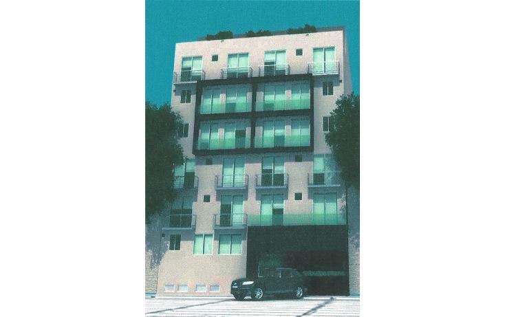Foto de departamento en venta en  , popotla, miguel hidalgo, distrito federal, 1555126 No. 01